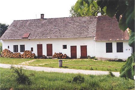 Chalupa k pronajmutí v Malíkově v jižních Čechách